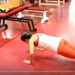 Samira Cardio Strength Training!
